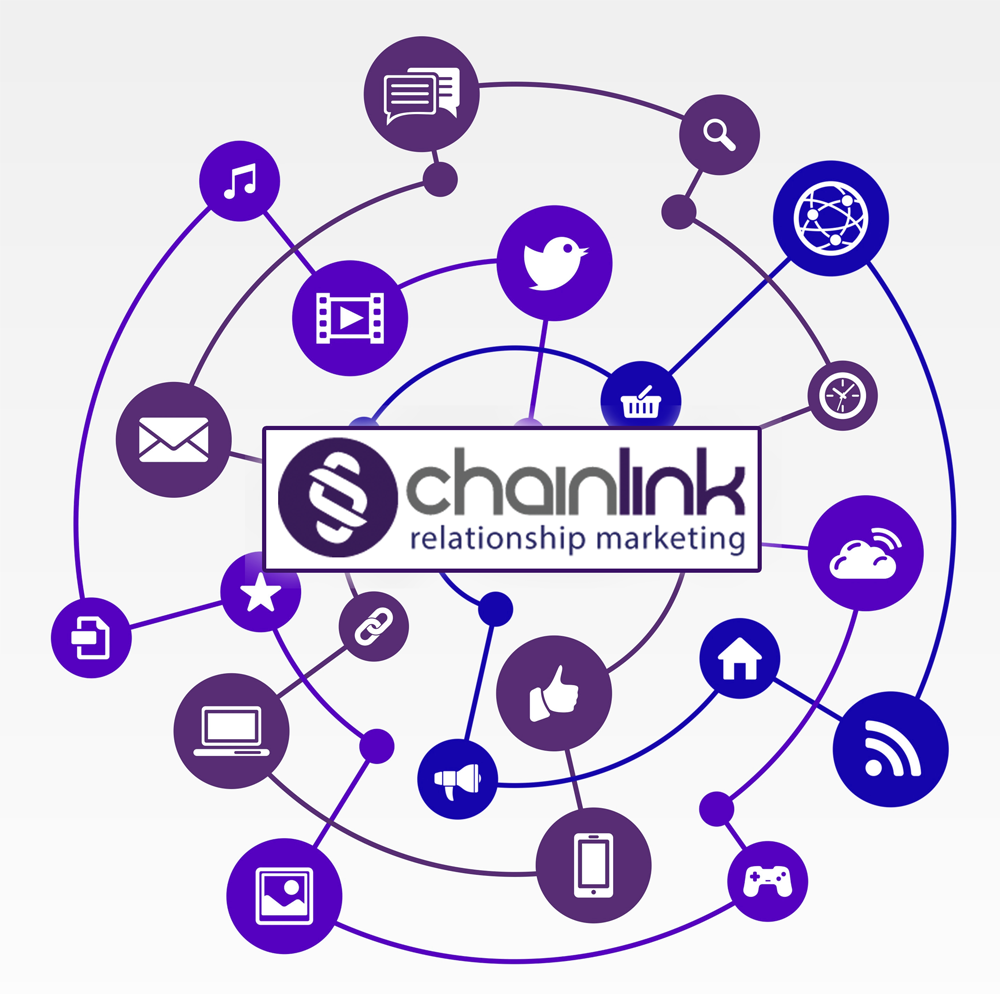 Chainlink Digital Marketing Strategy