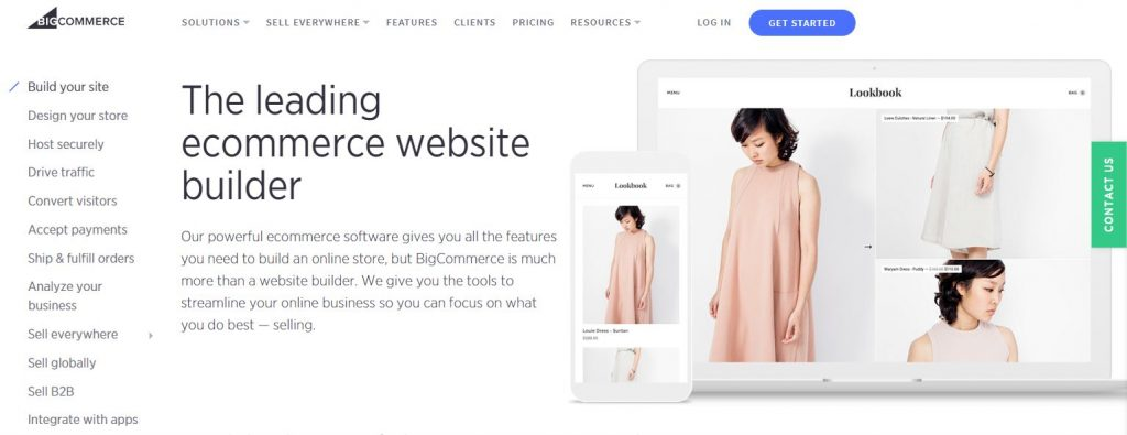 BigCommerce ecommerce 1024x395 SEO Best Practices Case Study: IYLIA Luxury Footwear
