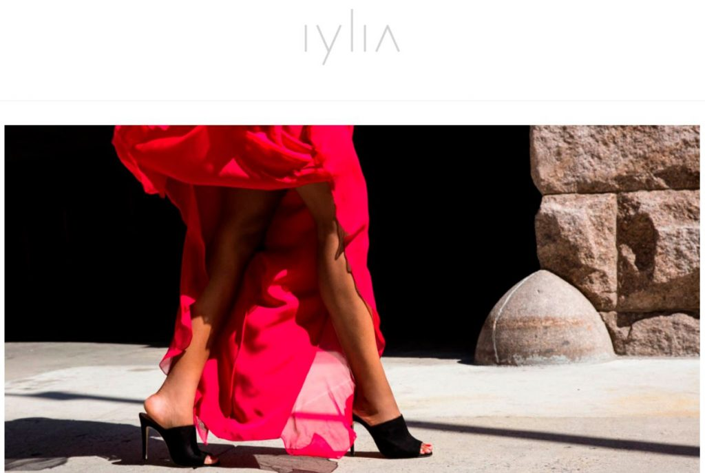 IYLIA main image 1024x687 SEO Best Practices Case Study: IYLIA Luxury Footwear