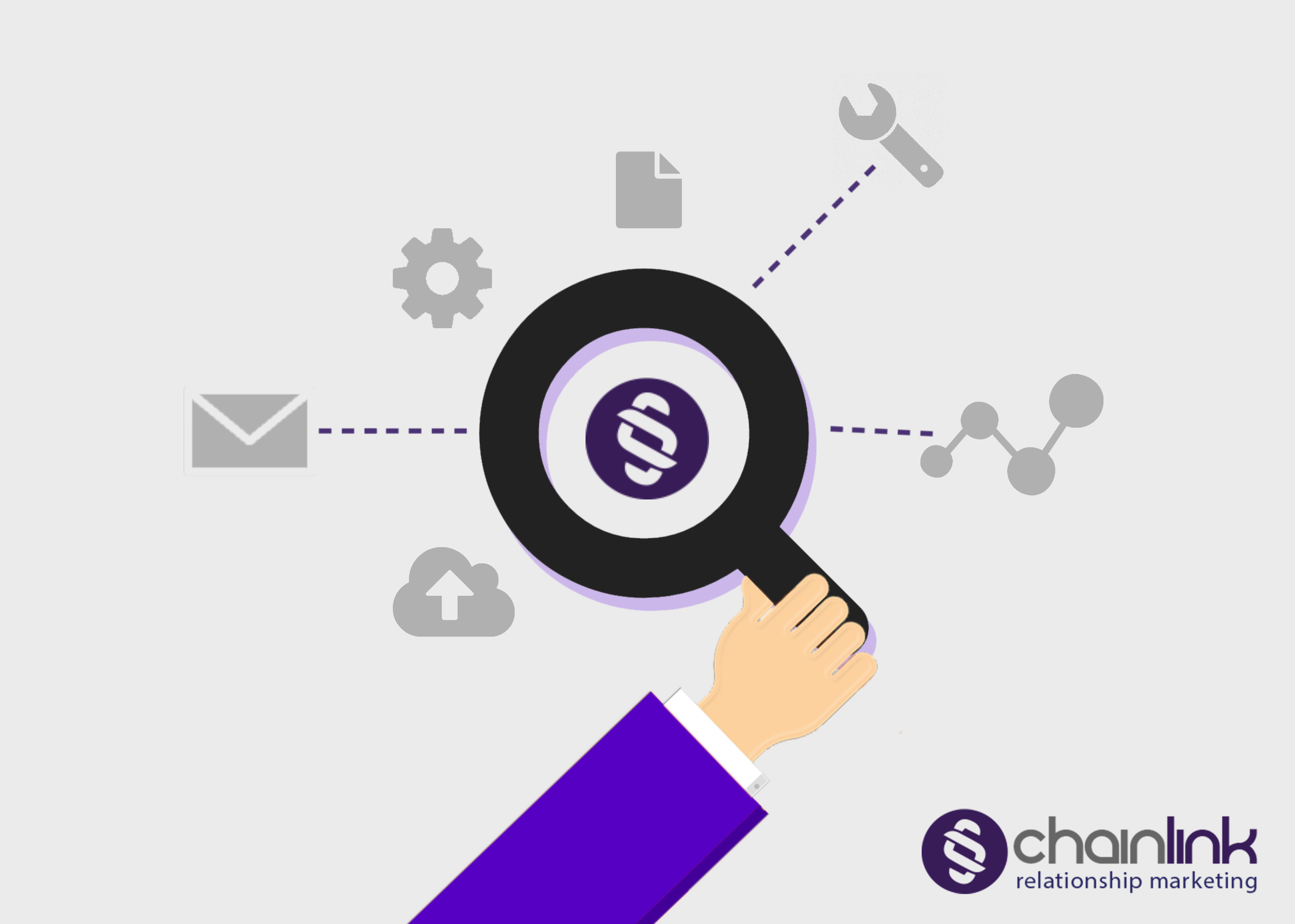 Chainlink Relationship Marketing- SEO strategy changing