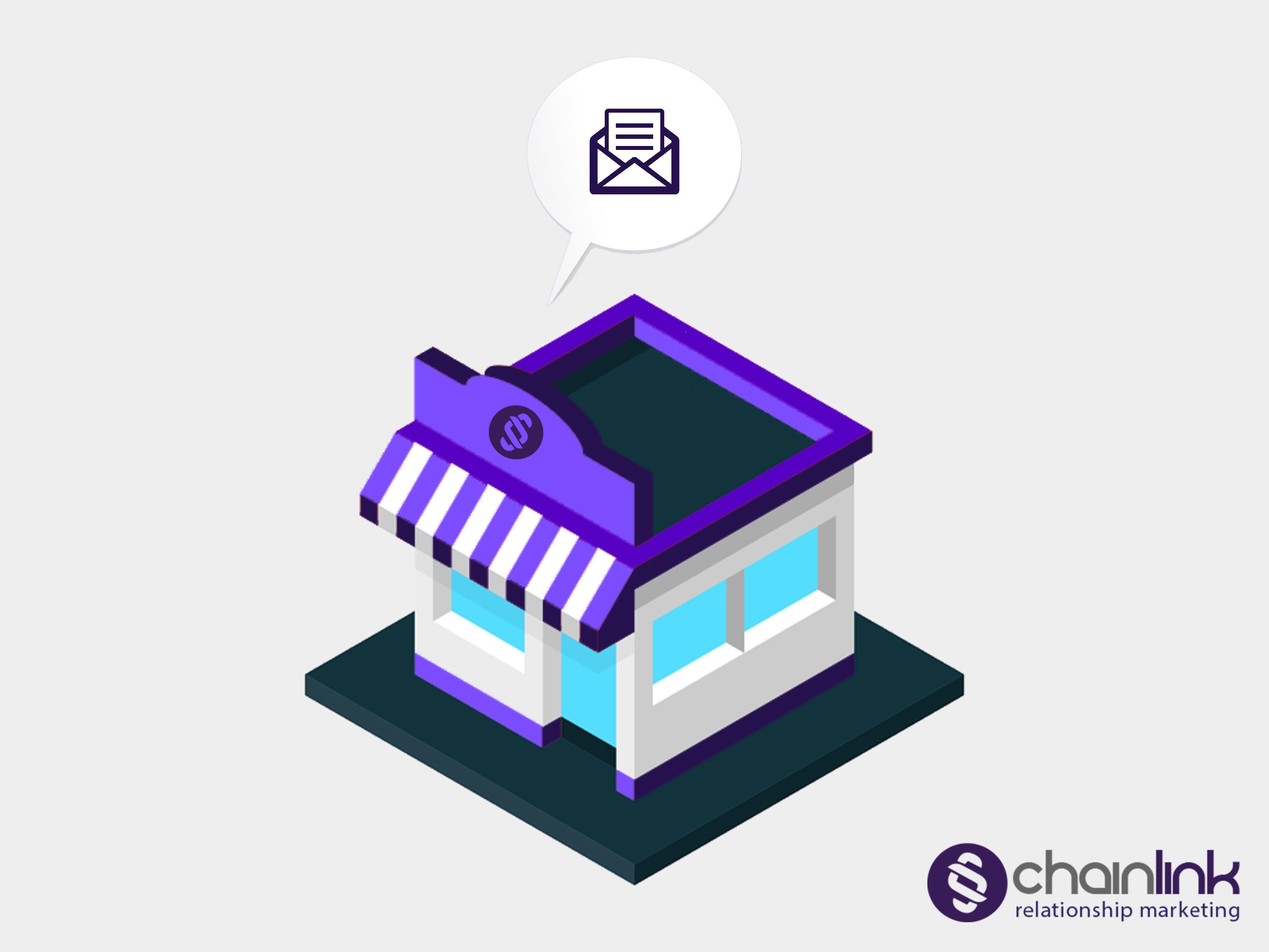 Chainlink Relationship Marketing- email strategy for small businesses