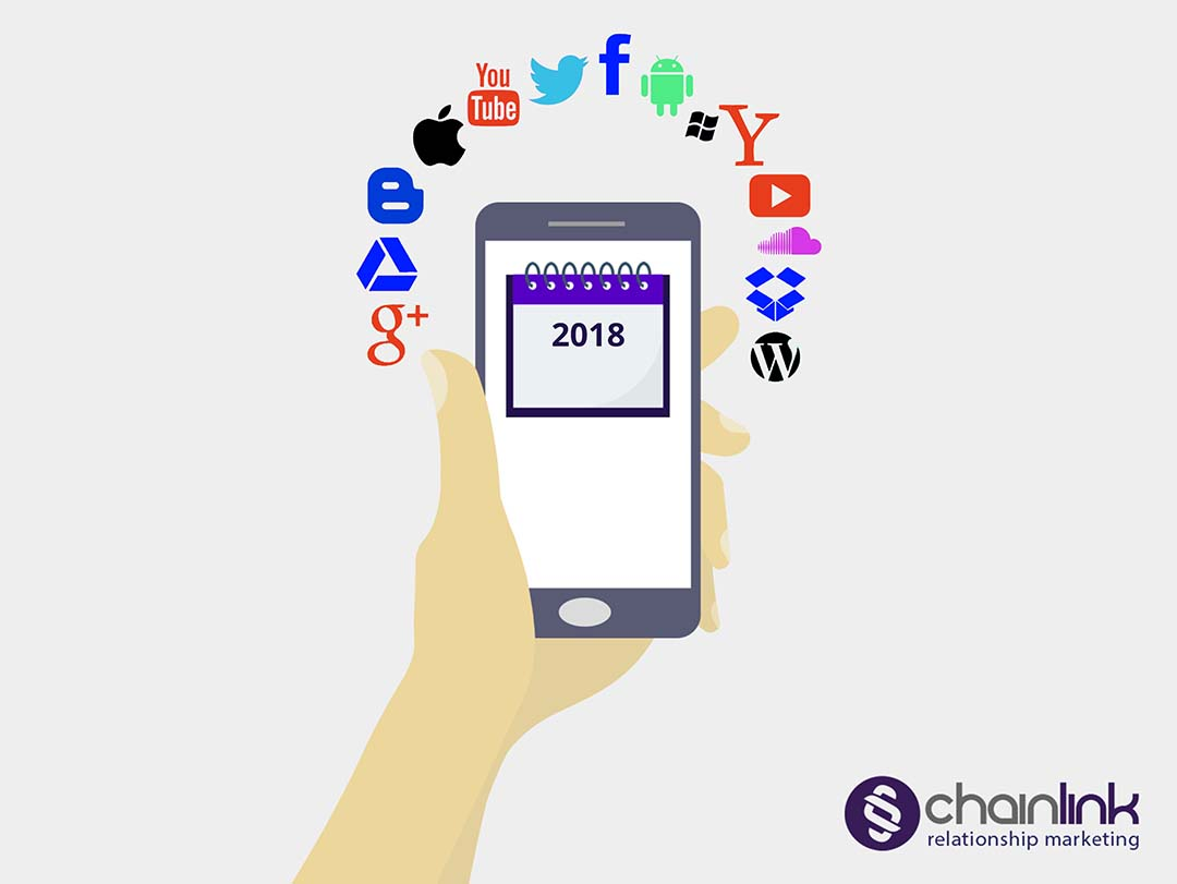 Social Media Trends to Know in 2018 to Improve Your Marketing Strategy