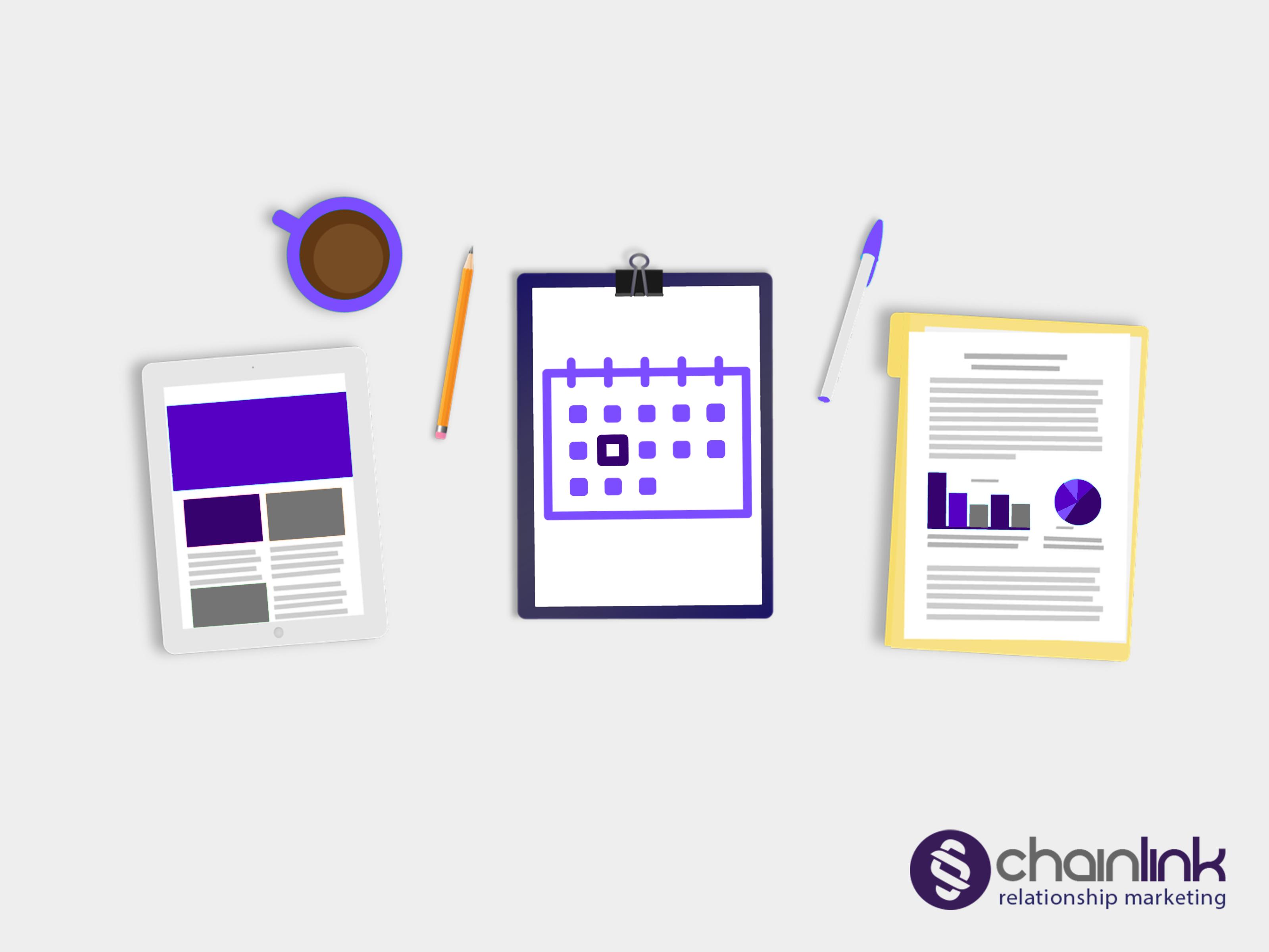 SEO goal setting - Chainlink Relationship Marketing