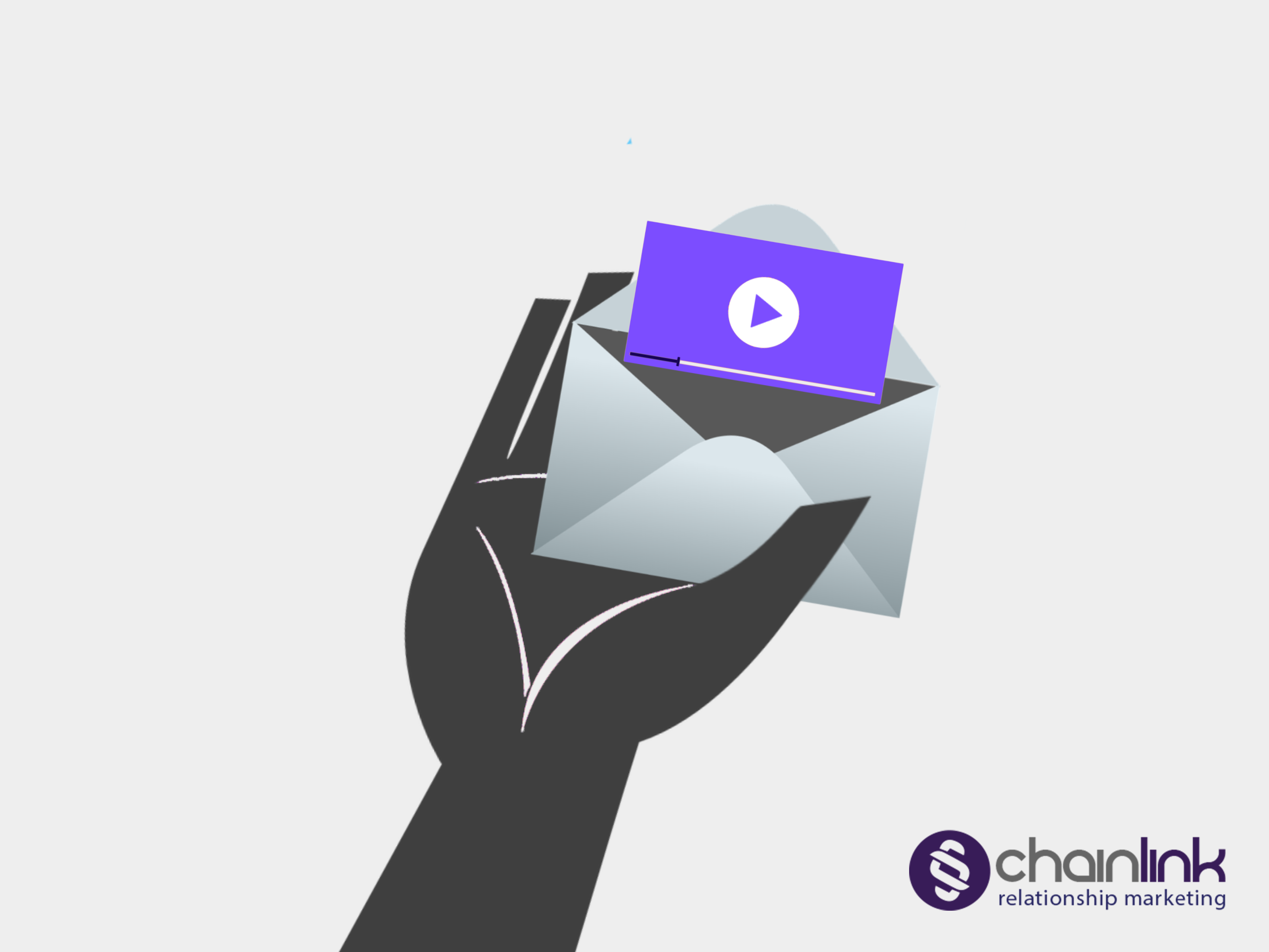 email video - Chainlink Relationship Marketing
