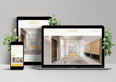 Real Estate Lead Generation Custom Website & Property Listing Tool