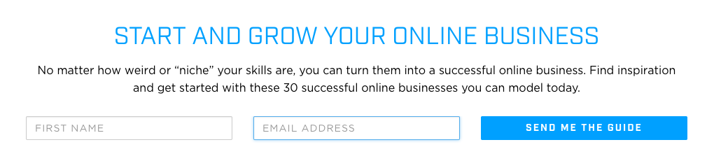 newsletter 18 20 Clever Ways to Grow Your List of Email Subscribers