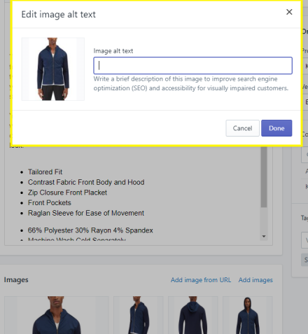 SEO for Shopify Chainlink Relationship Marketing