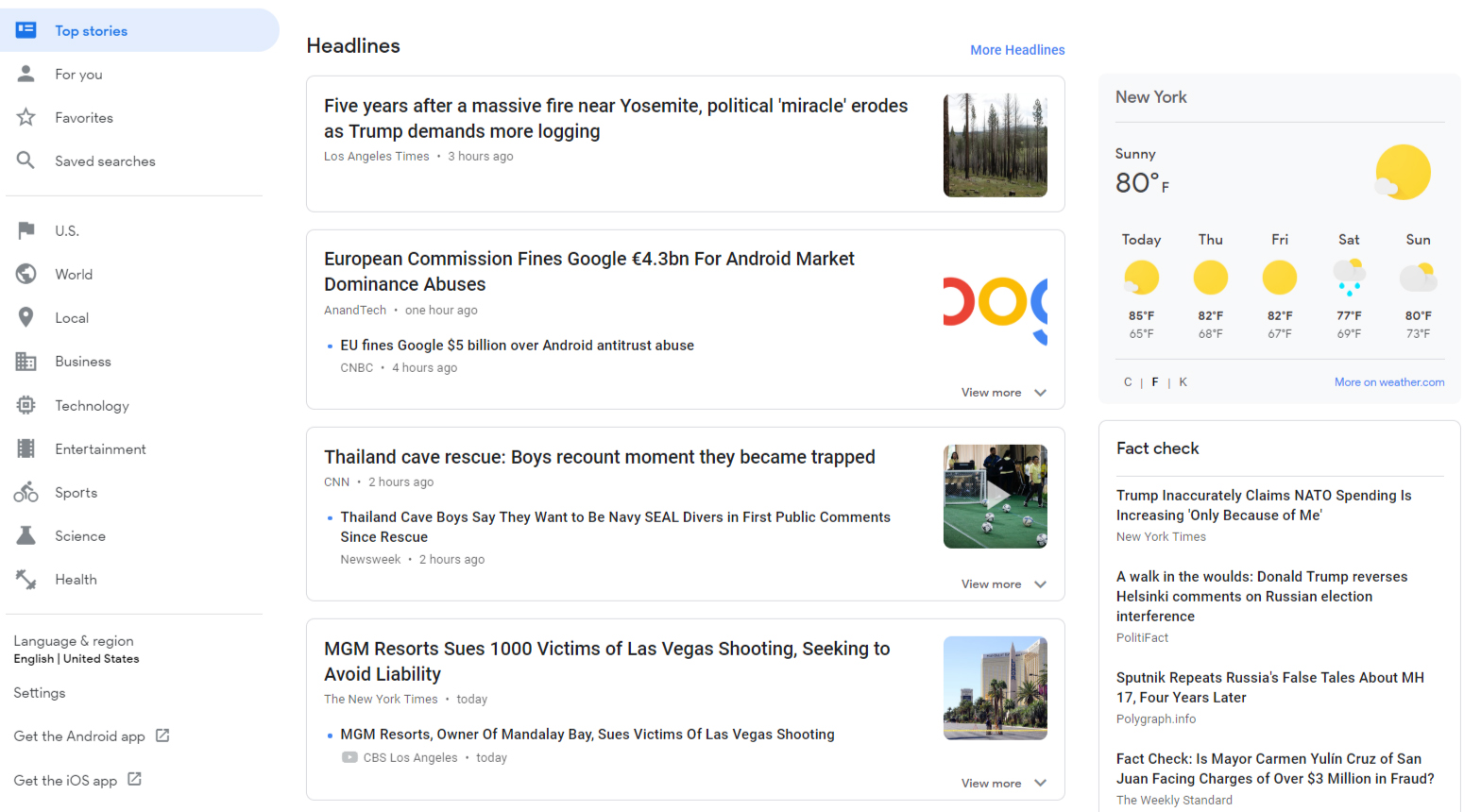 Guide to Google News Chainlink Relationship Marketing