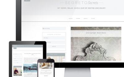 Blog Award Nomination for Segreto Finishes