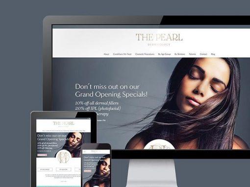 Beauty & Dermatologist Custom Website - Chainlink Marketing