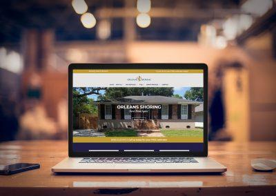 Construction Developer Lead Generation Custom Website