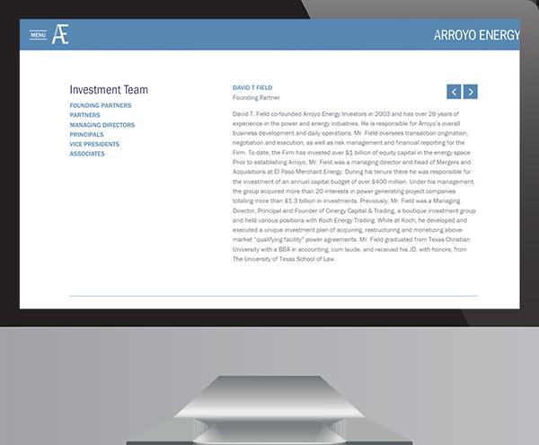 Investment Management Team Bios & Descriptions