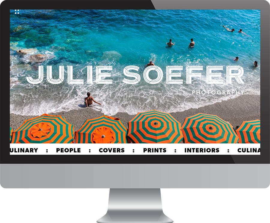 Photography Custom Website Development